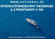sportbootführerschein Theorie Wochenendkurs 3 Fahrstunden