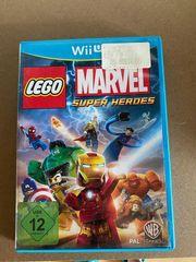 Wii U Spiel Marvel super