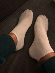 Sneakersocken weiße sneakersocken Damensocken