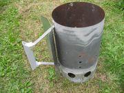 Grill-Starter Grill-Anzünder für Holzkohle Briketts