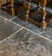 Burgunder PLATTEN Kalkstein Boden Fliesen