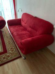 sehr gute erhaltene Sofa