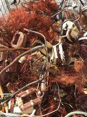 Kupfer Messing Kabel Ankauf von