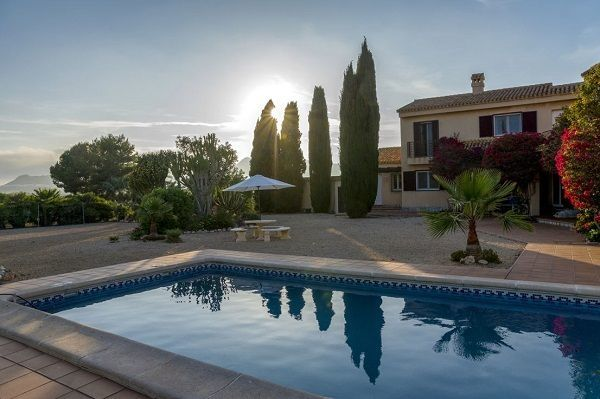 Murcia Spanien IL Privatverkauf Villa