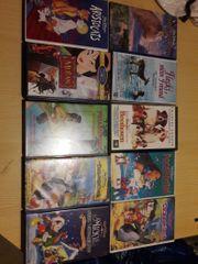 Märchenkasetten VHS 20 Stück