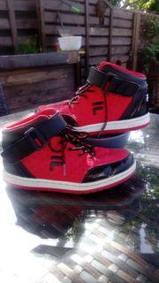 FILA-Schuhe in rot für Jungs