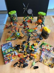 Lego Hero Factory und Bionicle