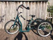 Dreirad für Erwachsene Marke Pfau-Tec