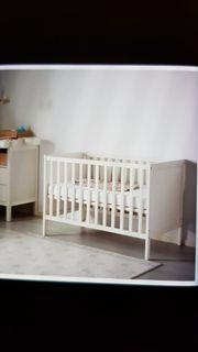 Baby bzw Kinderbett von Ikea