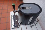 Elektrische Kühl-Bierzapfanlage
