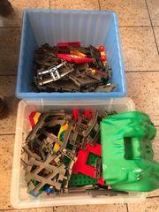 3 Kisten Lego Bausteine inklusive