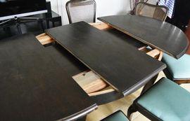 Speisezimmer, Essecken - Chippendale Essgruppe mit 8 Stühlen