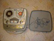 Grundig Tonbandgerät TK 28 Tonbandkoffer