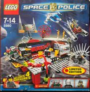 Lego Space Police 5980