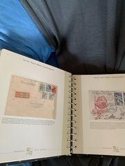 Deutsche Post gestern und heute