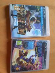 PSP 3 Spiele NP 45 -