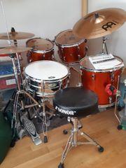 Schlagzeug - Drumset