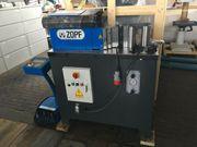 ZOPF T 200 Multiprogramm Biegemaschine