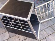 Hundetransportbox Alu fürs Auto