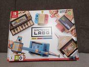 Nintendo Labo Toy-Con NEU und