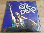 Tanz der Teufel Laserdisc US