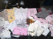 Winterkleidungspaket Größe 56 für Mädchen