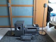 Sony-HiFi Anlage Magnat Sound System