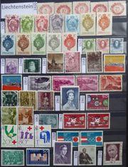 Liechtenstein 1920-1972