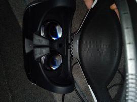 Playstation, Gerät & Spiele - Playstation VR Brille mit 2