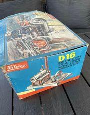 Wilesco Dampfmaschine D16