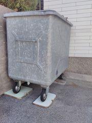 container verzinkt