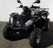 Kymco MXU 300 Kardan ATV