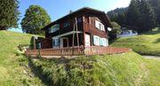 Ferienhaus in den Liechtensteiner Bergen