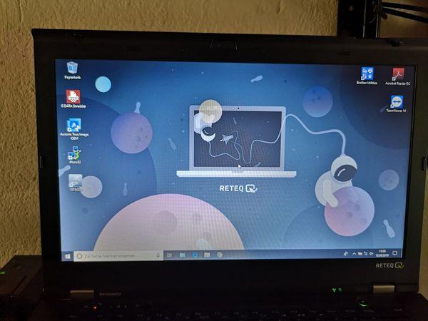 Thinkpad Laptop BMW