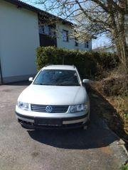 VW Passat Motorschaden