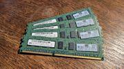 4x 2GB 1333MHz DDR3 ECC
