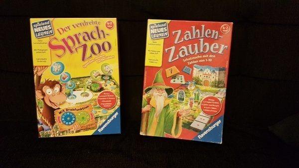Lernspiele von Ravensburger