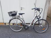 E-BIKE DAMEN FAHRRAD 28 ZOLL