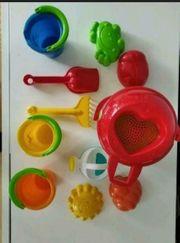 GOWI Sand-Set Spielzeug 12tlg