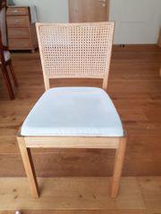 4 Stühle - gut erhalten