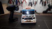 RC LKW Dickie racing Truck