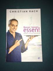 NEU - Kochbuch von Christian Rach