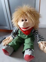 Handpuppe Kleiner Pelle Living Puppets