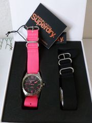 Superdry Armbanduhr SYL121P