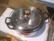 Haushalt Küchengerät Kochtopf Toaster