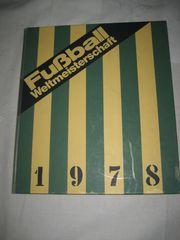 Sport Fußball WM 1978 Argentinien