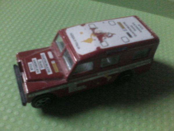 Spielzeug - Sammeln - Auto - bburago - Land Rover