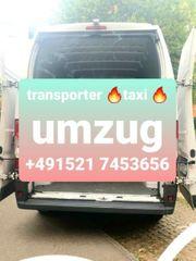 Transporter Fahrer 015217453656