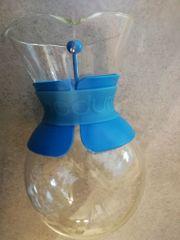 Original BODUM Kaffeebereiter mit Glaskanne