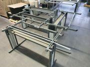 Büro Tisch Gestelle Tischplatten